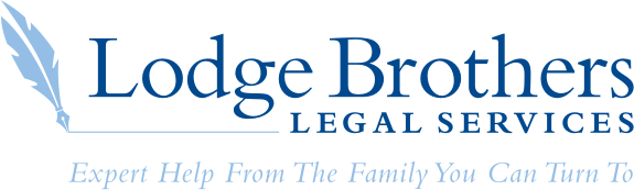 Lodge Brothers Legal Services Logo